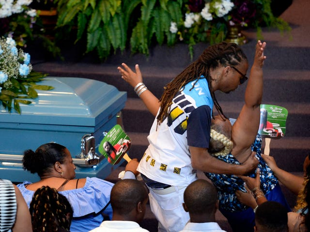 Daniel Hambrick, fatally shot by a Nashville police officer, laid to