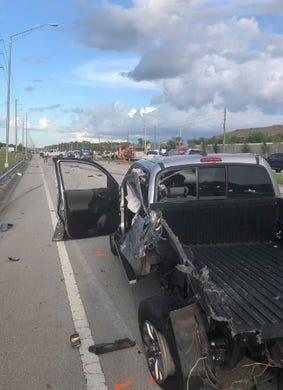 Naples man, 27, dies in five-vehicle crash on Immokalee Road