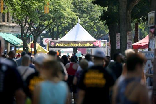The Park Ave Summer Art Festival