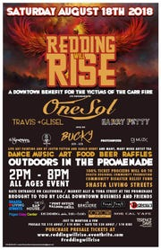 Redding Will Rise poster