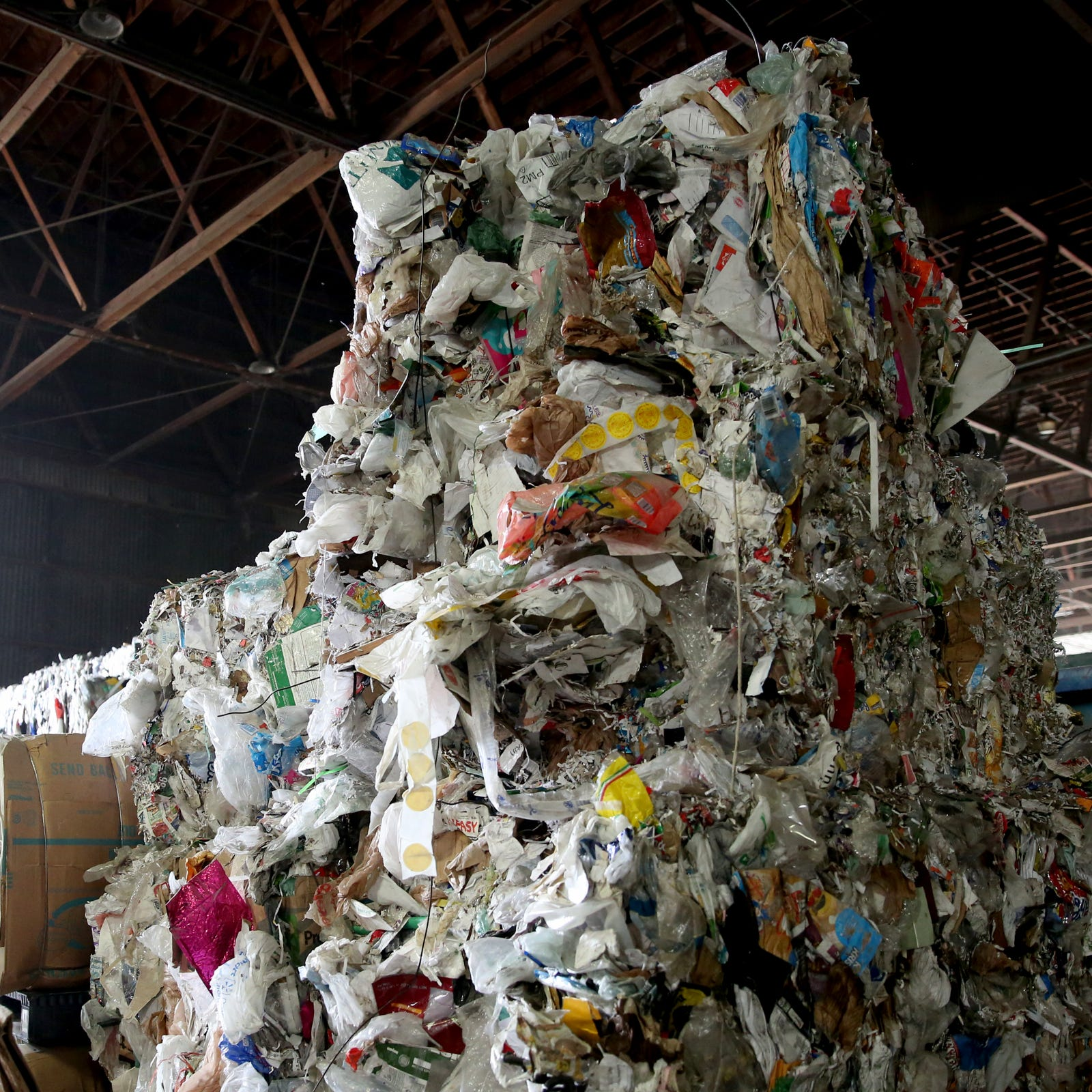 23 million pounds of recyclables dumped in Oregon landfills