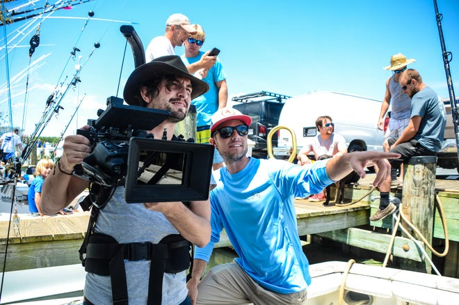 """Nick Ruff created the documentary """"Five Days in August"""" after watching the White Marlin Open from the crowd growing up."""