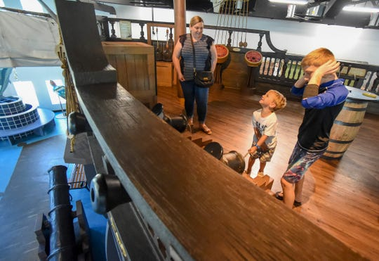 The Autumn Adventure at The Children's Museum of the Treasure Coast is Saturday in Jensen Beach.