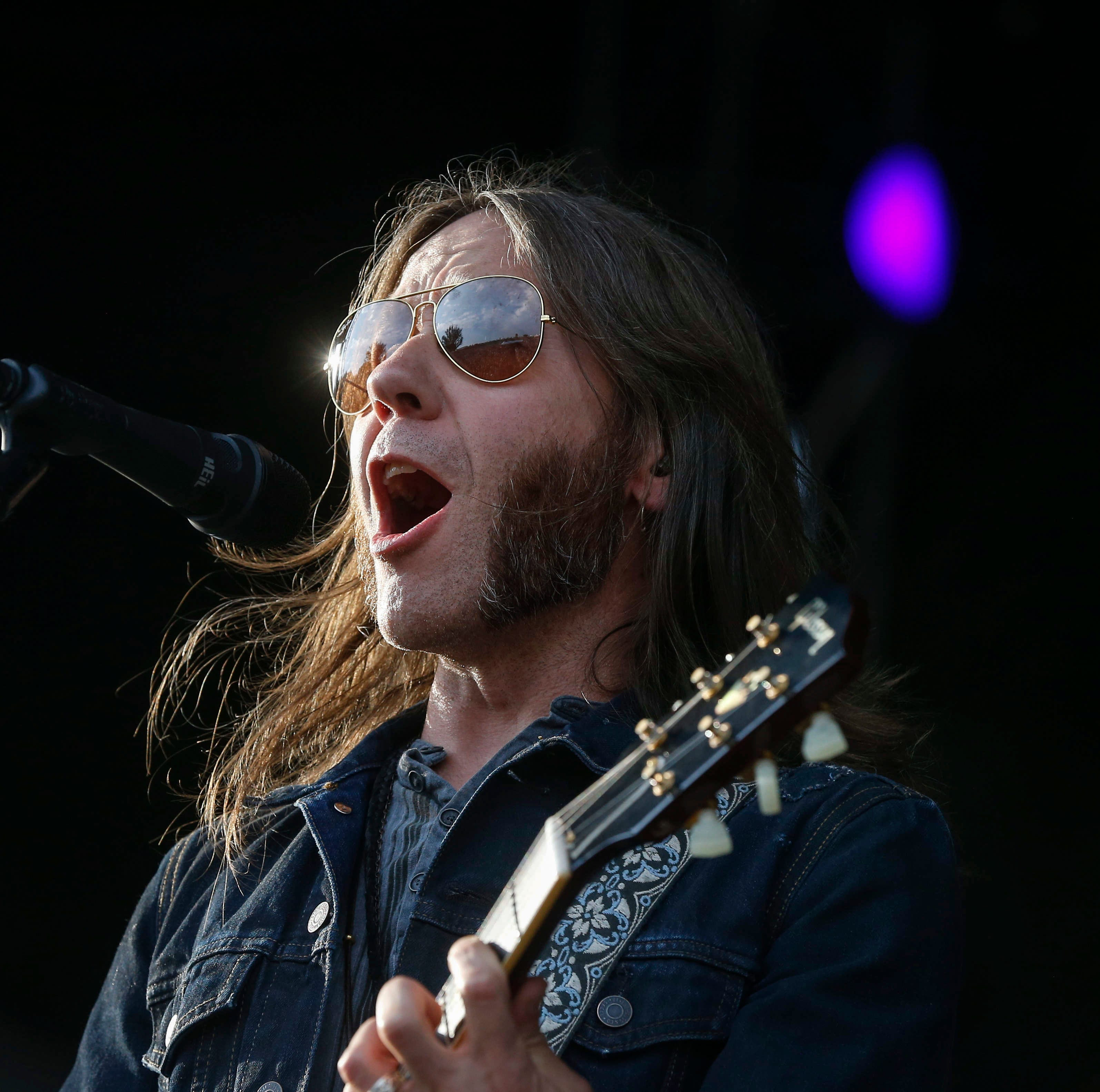 Blackberry Smoke goes heavy on rock, light on politics