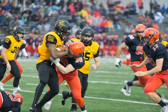 Adrian returns key returning players on offense, making them contenders in the MIAA.