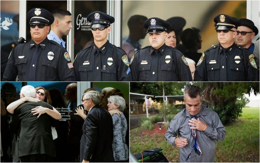 Officer Collage