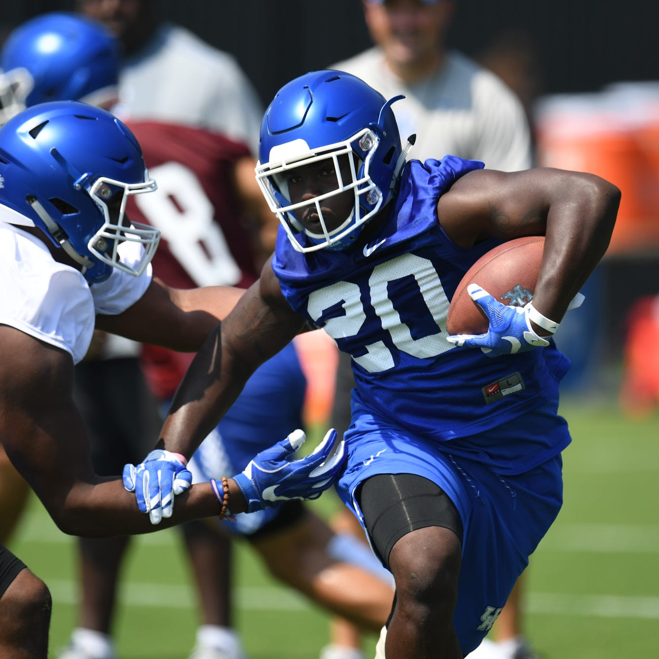 The 5 Kentucky football players to watch in Citrus Bowl practices