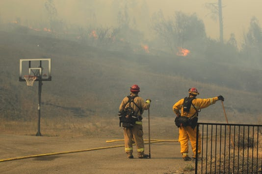 Carr Fire French Gulch Fire Again On Saturday Afternoon