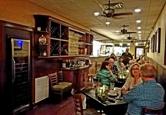 Lauren Espitia recommended The Gafford as a great date night spot.