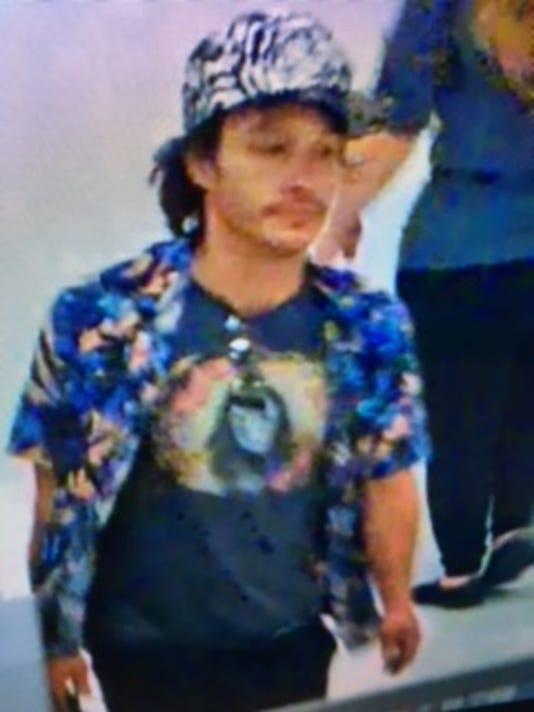 Ventura robbery suspect