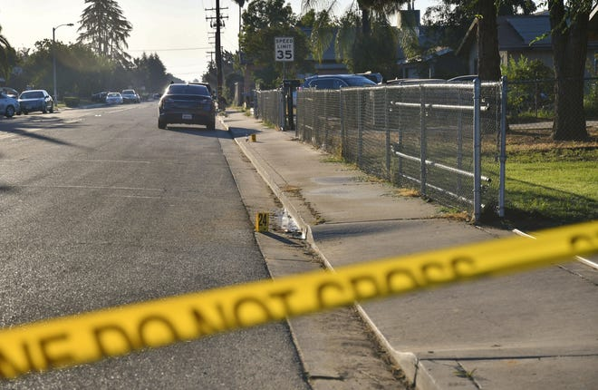 Police are investigating a north Visalia shooting that sent three to the hospital.