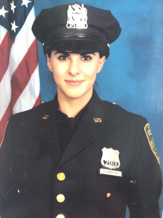 Officer Jessie Ferreira Cavallo