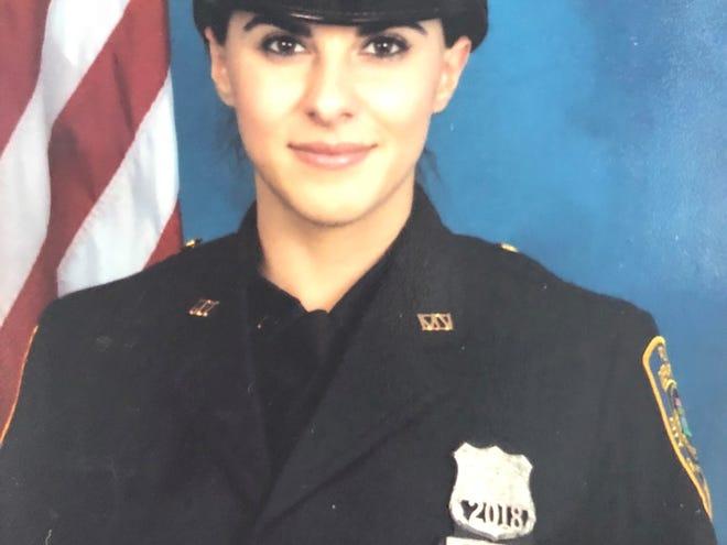Officer Jessie Ferreira Cavallo