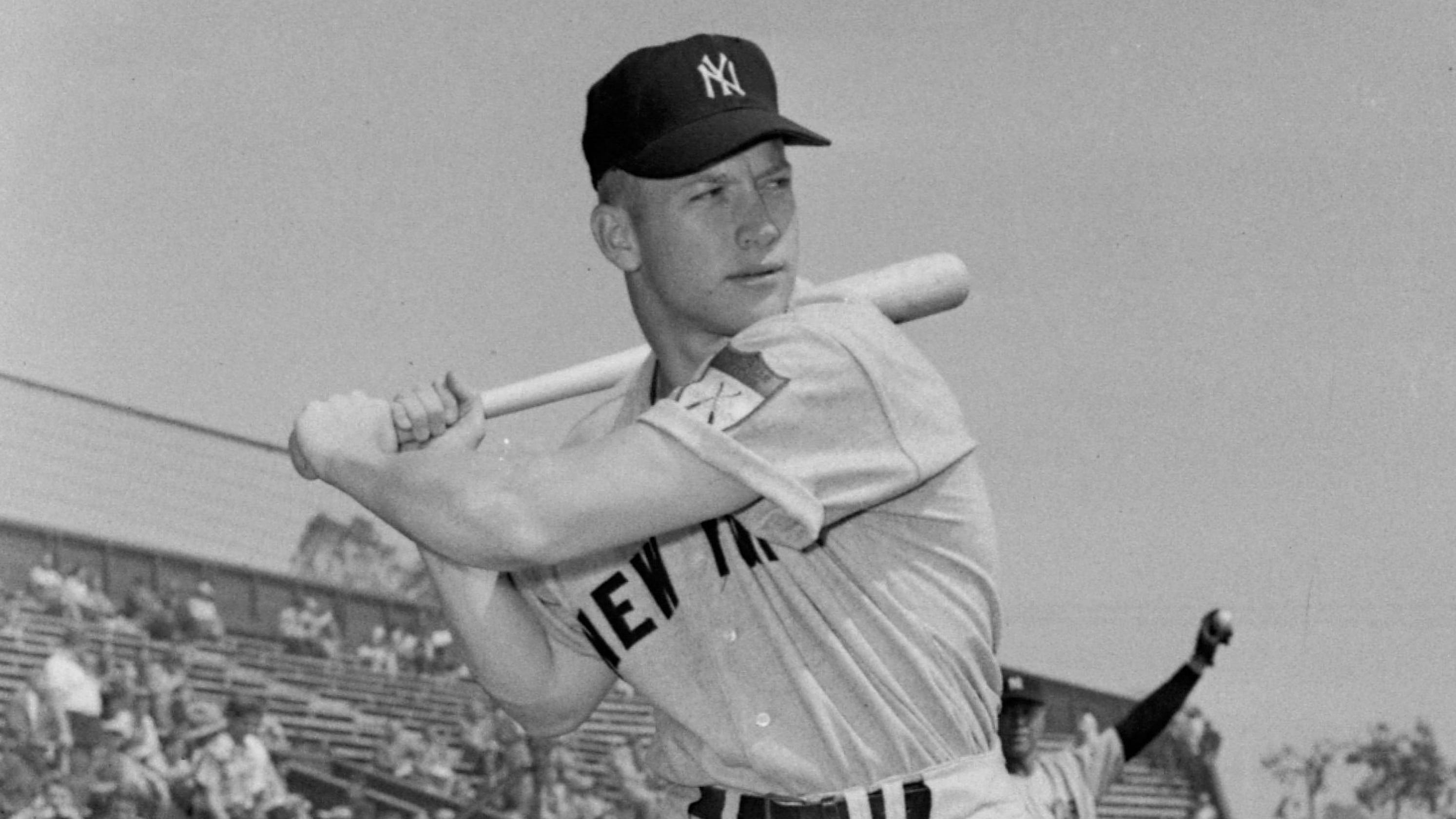 Mickey Mantle Collector Paid 500 For Spot Then Gets 50k