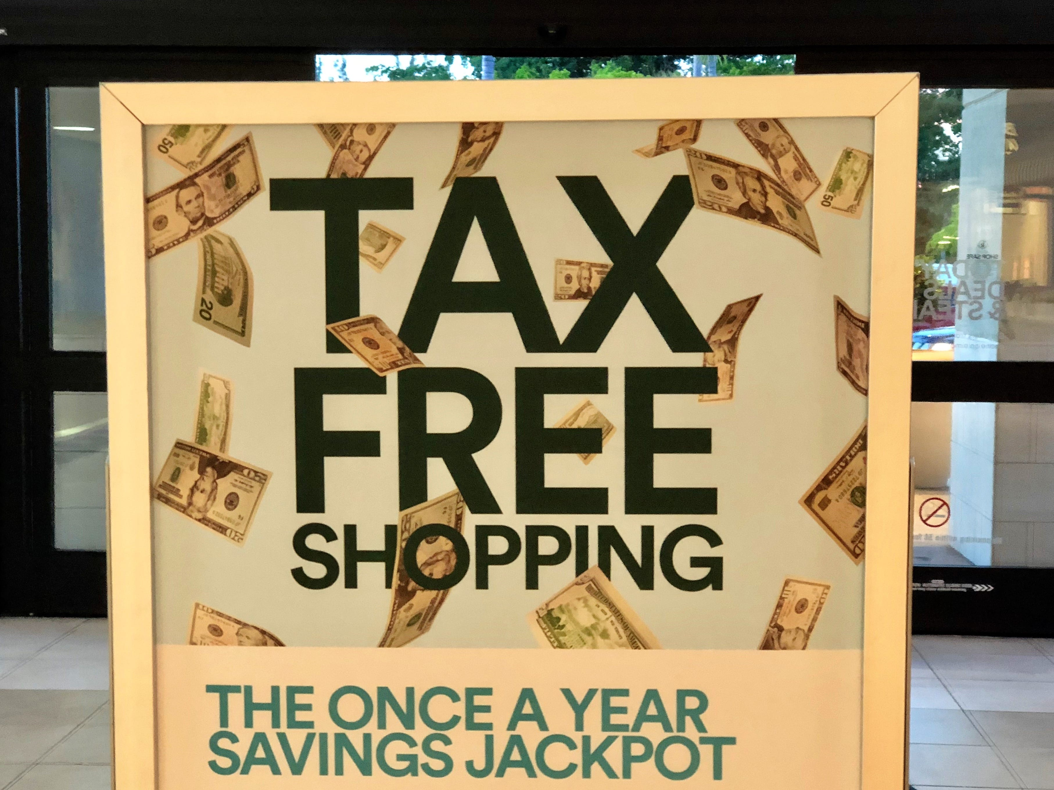 Sales tax holidays, sometimes called tax-free weekends, offer families preparing for the new school year a chance to save.
