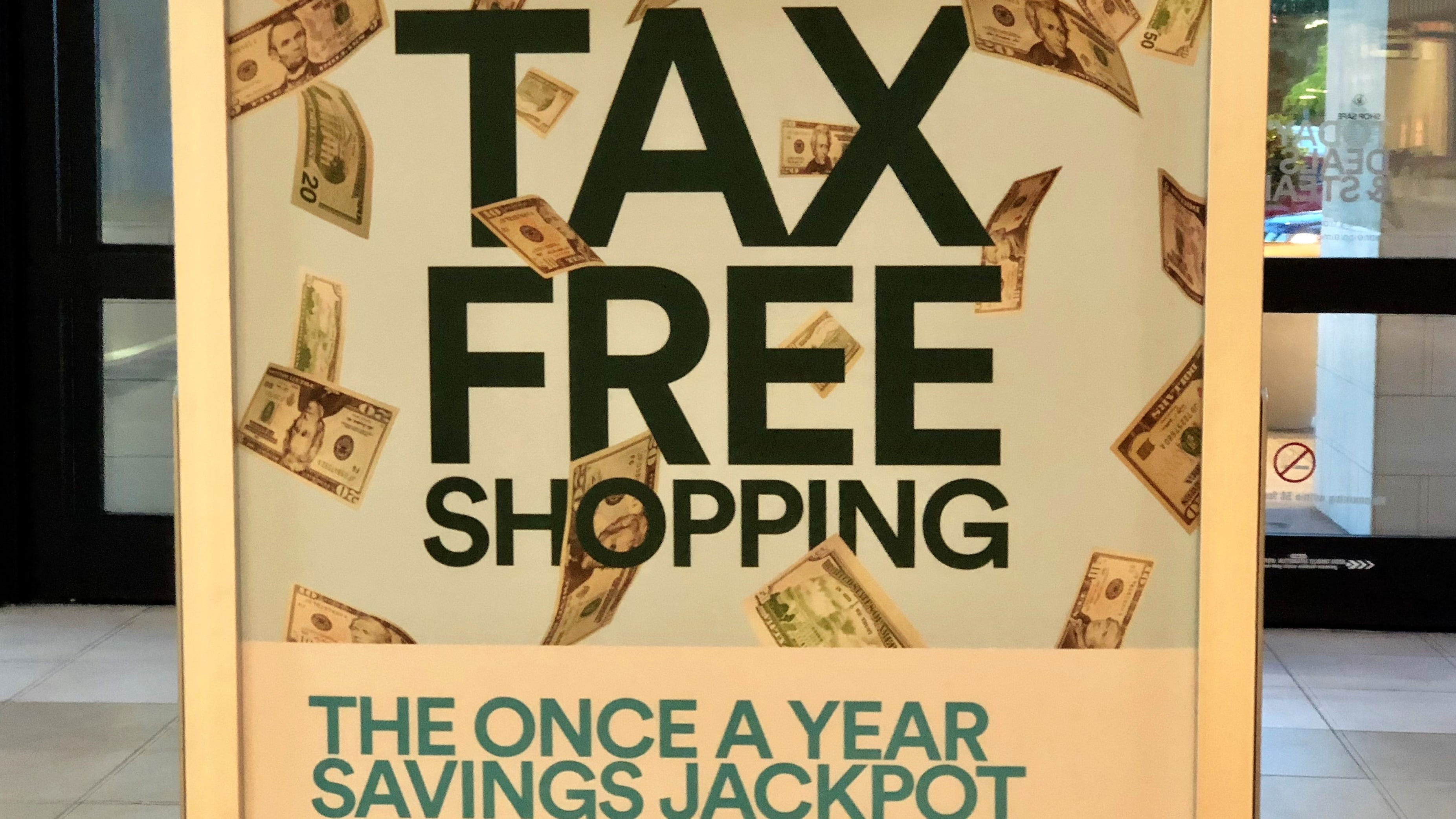 Saving some cash always feels good, but sales-tax holidays come with a price tag that consumers don't always see.