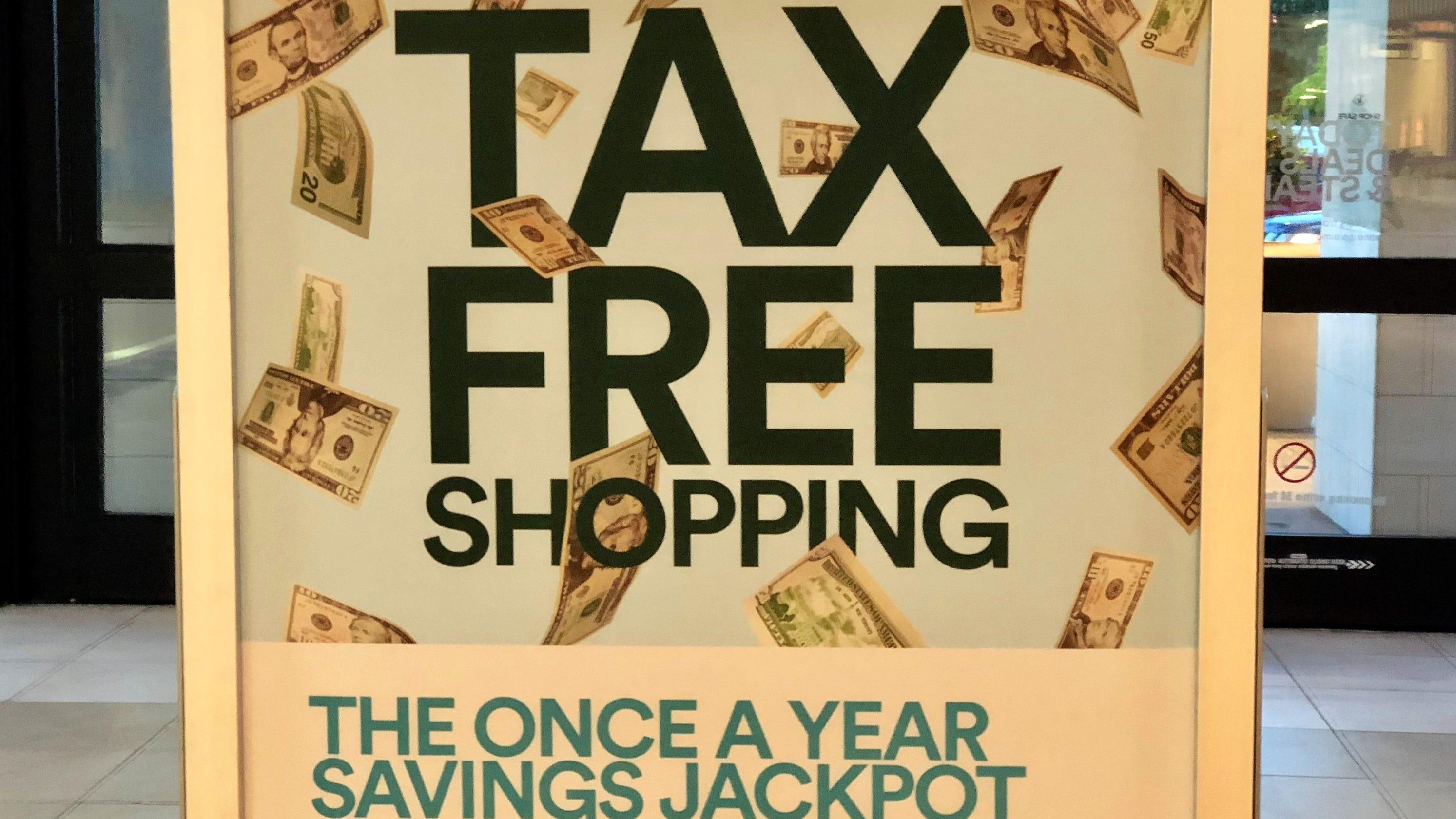 south carolina tax free weekend 2019