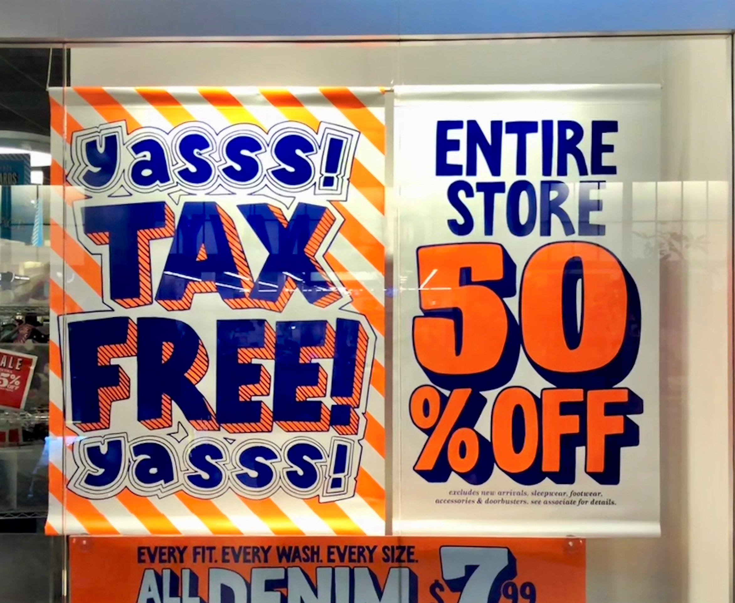 Tax-free shopping coming to 10 states with sales tax holidays this weekend. Here s where to save.