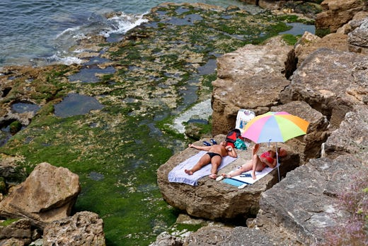 Portugal S Record Breaking Temperatures Sizzle Amid