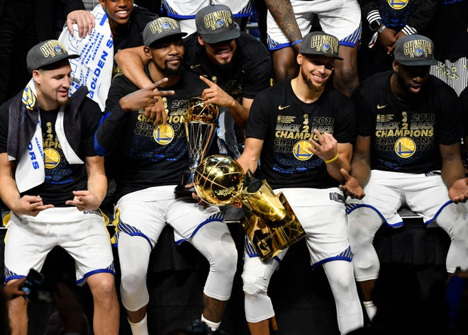 After three titles in four years, the Warriors are the favorites to win it all again in 2018-19.