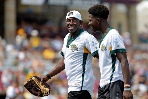 Pawsox celebrity softball game 2019