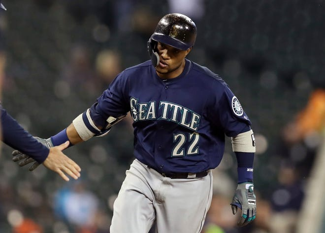 Robinson Cano hit a three-run home run against the Tigers on May 12, shortly before he was suspended for violating Major League Baseball's performance-enhancing drug policy.