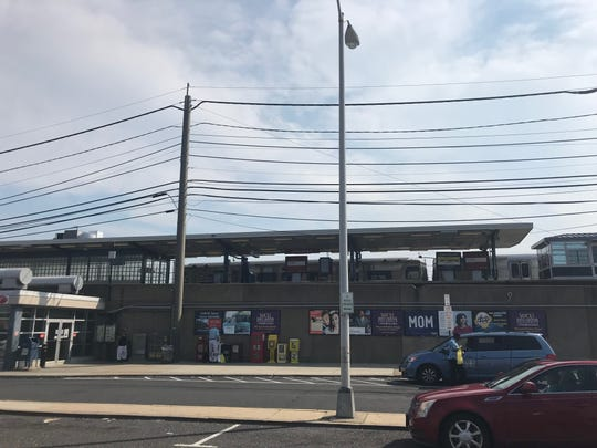 The Lindenwold Patco station