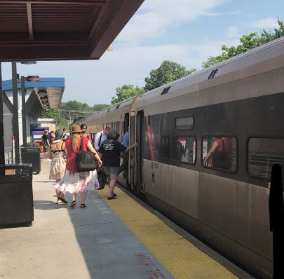 YOUR TURN: Time for NJ to get serious about Atlantic City Rail Line