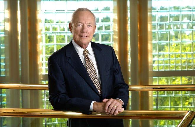 Richard T. Farmer, founder of Cintas