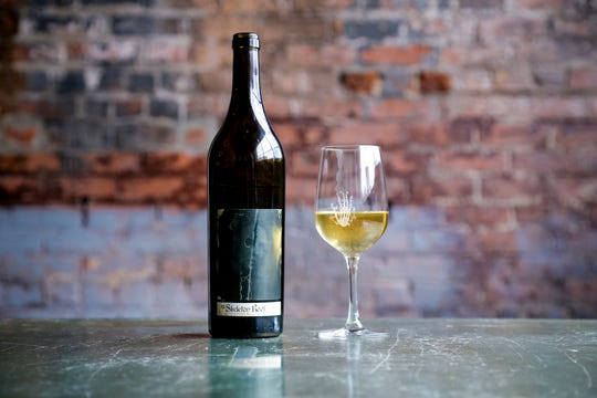 Kate MacDonald, of Skeleton Root Winery, recreated Nicholas Longworth's Catawba wine. It hasn't been made in more than 150 years.