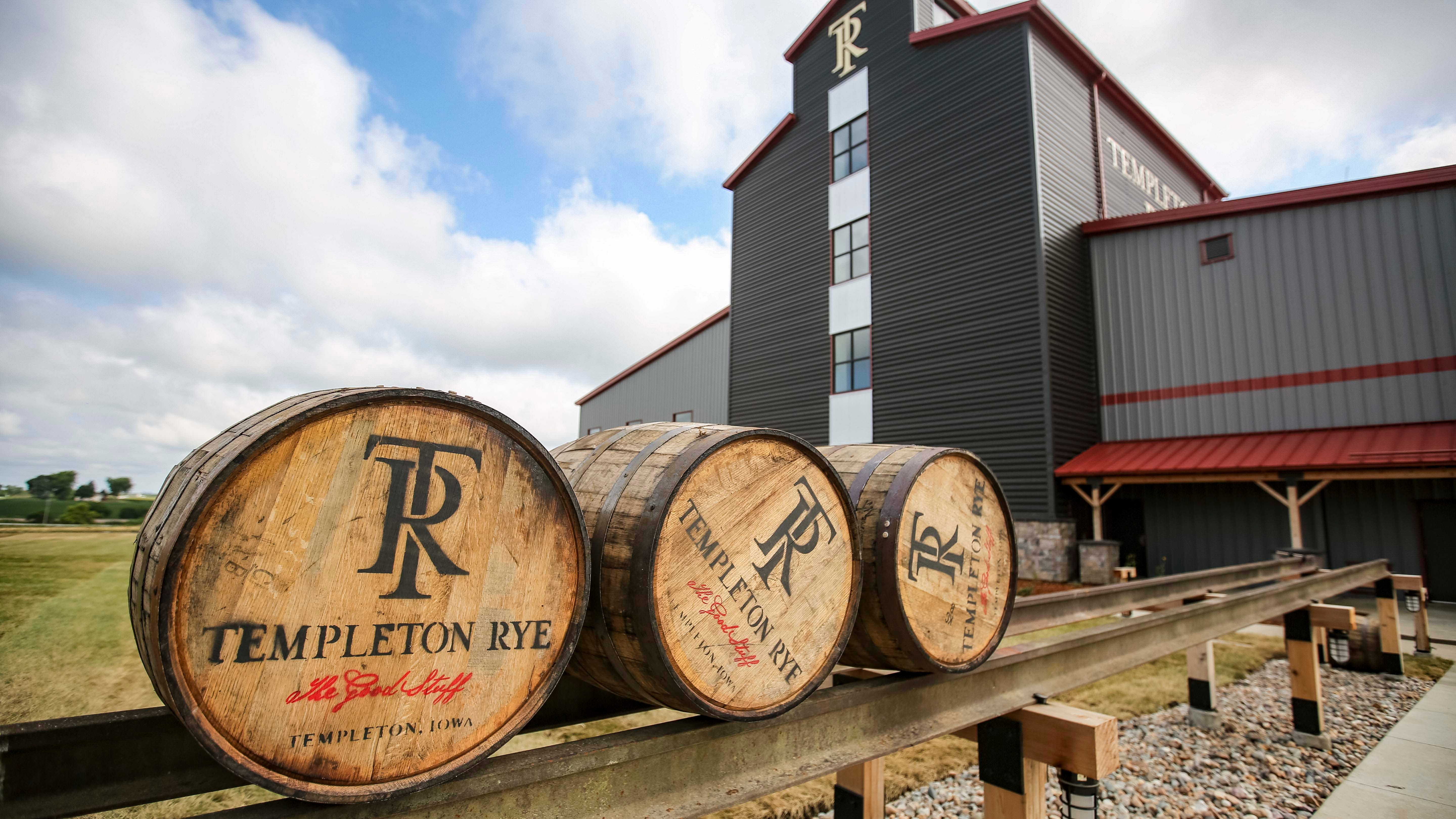 Iowa's Templeton Rye wins two gold medals in San Francisco World Spirits Competition