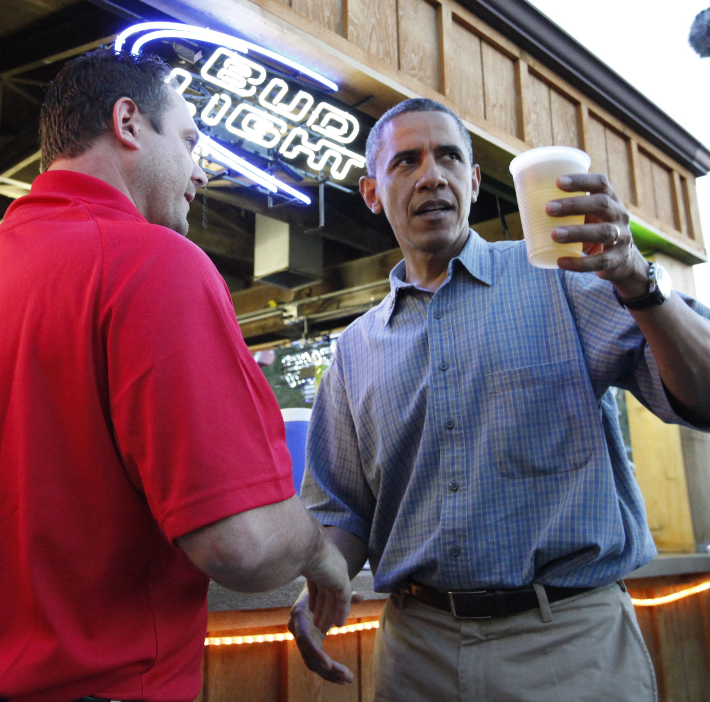 Former President Obama endorses Iowa candidates Fred Hubbell, Cindy Axne and Abby Finkenauer