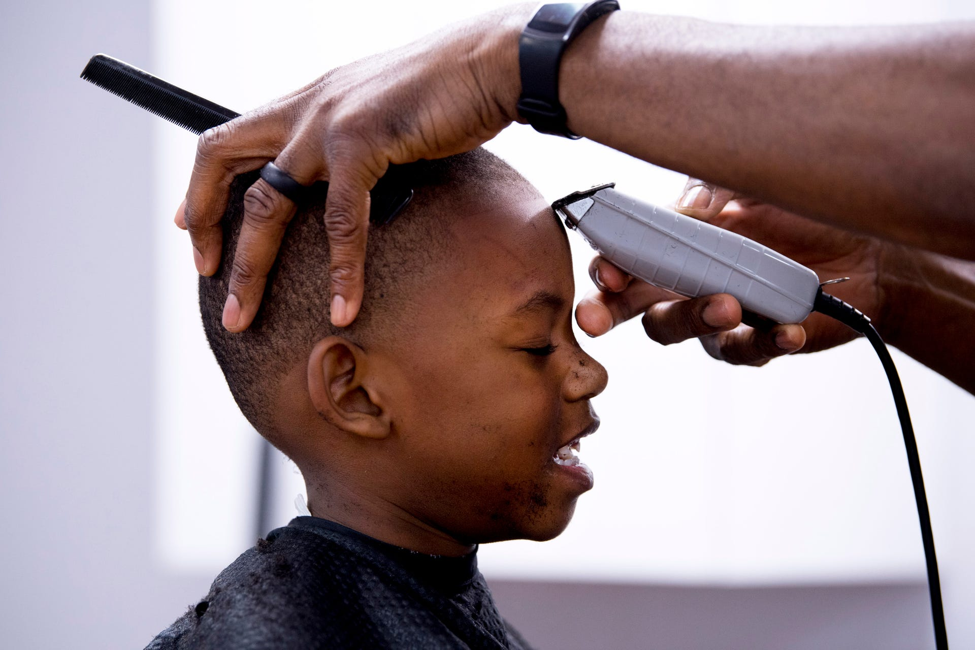 Back To School Haircuts On The House At Jeralds Barbershop