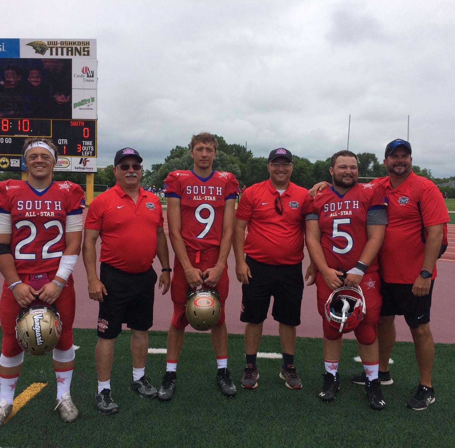Lena/STAA represented at All-Star game
