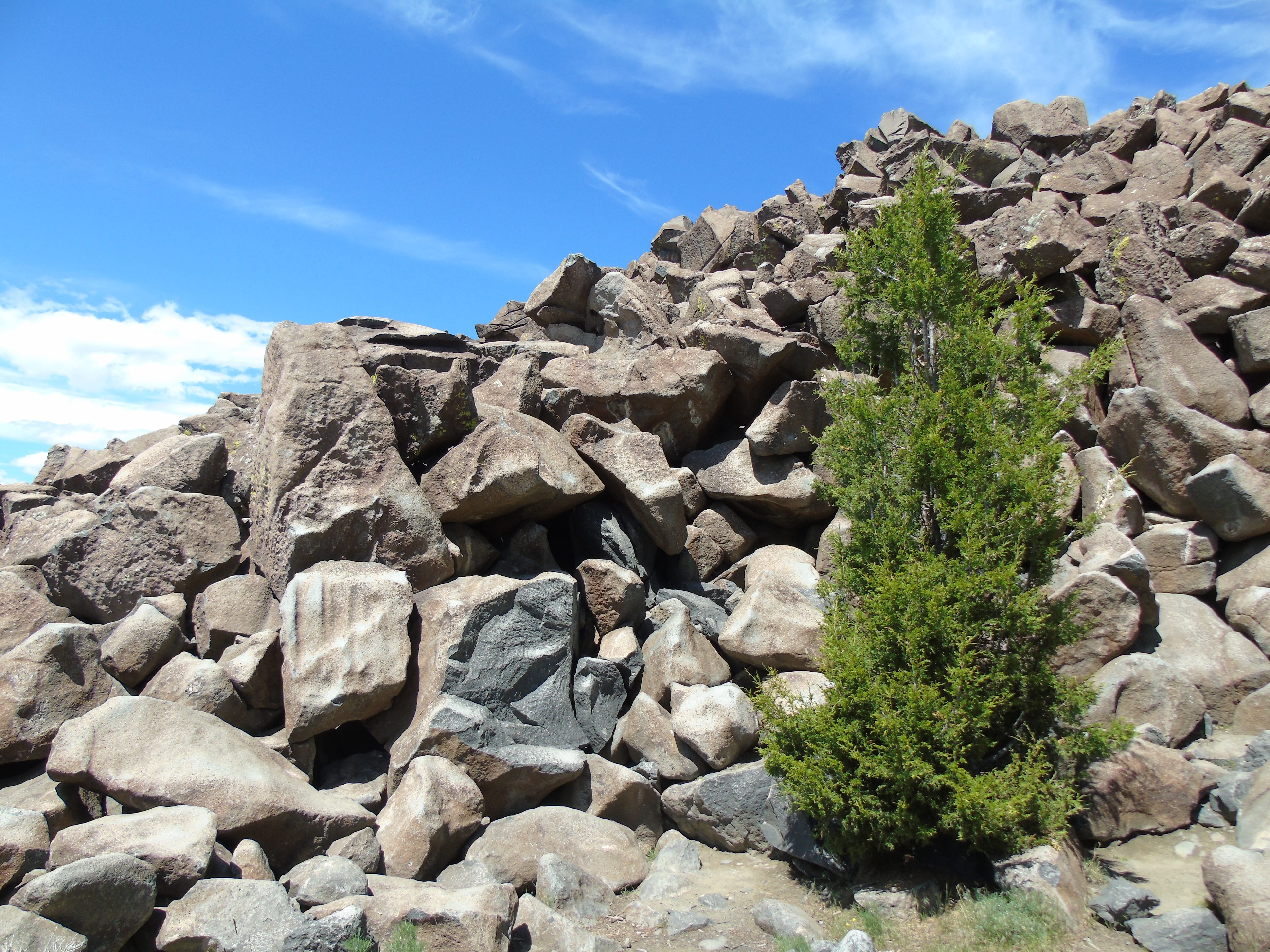 The Ringing Rocks are a can't-miss natural wonder near Butte. The rocks ring in different tones when struck by a hammer.