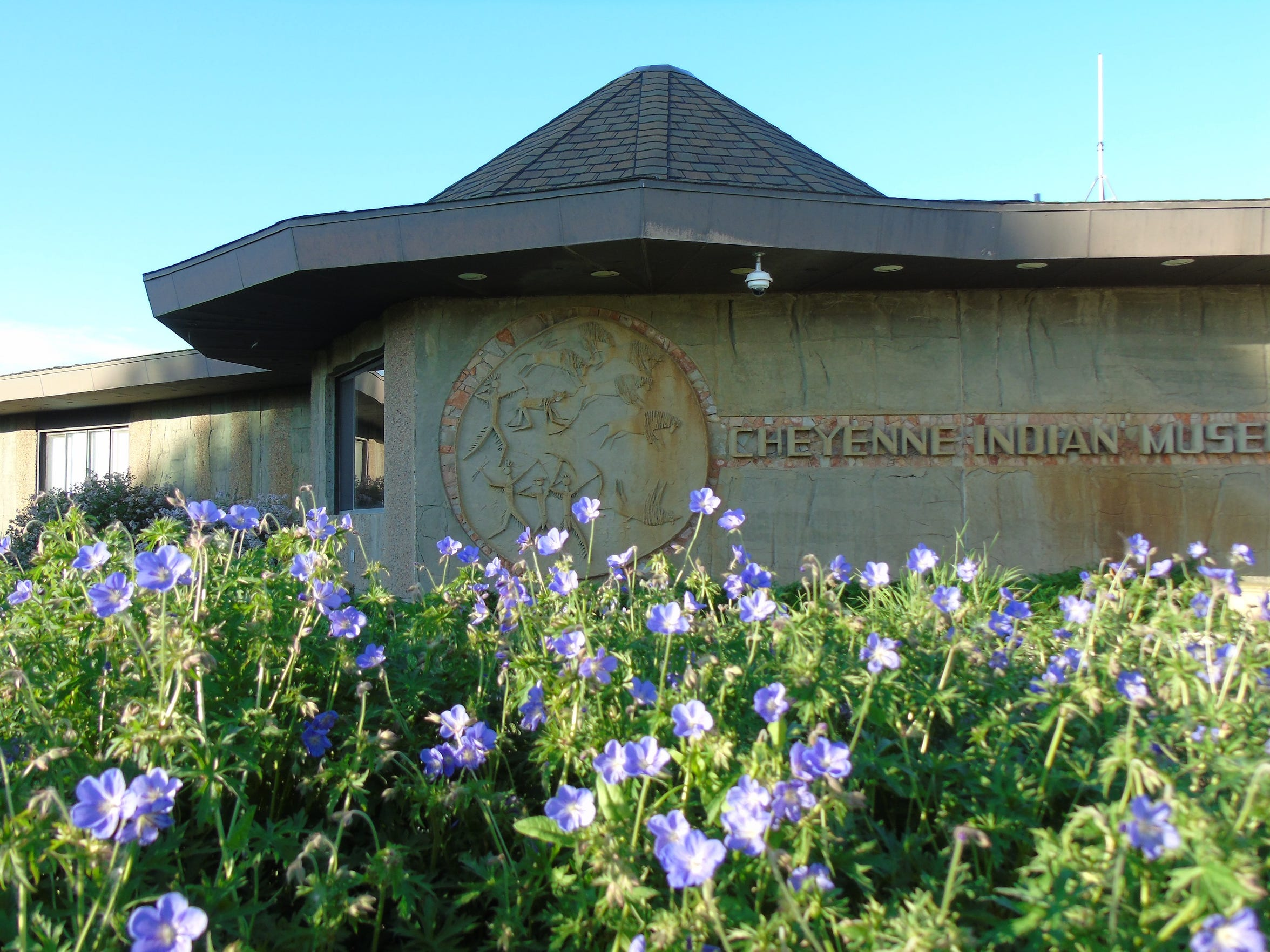 The St. Labre Indian School hosts the Cheyenne Indian Museum in Ashland on the Northern Cheyenne Indian Reservation.