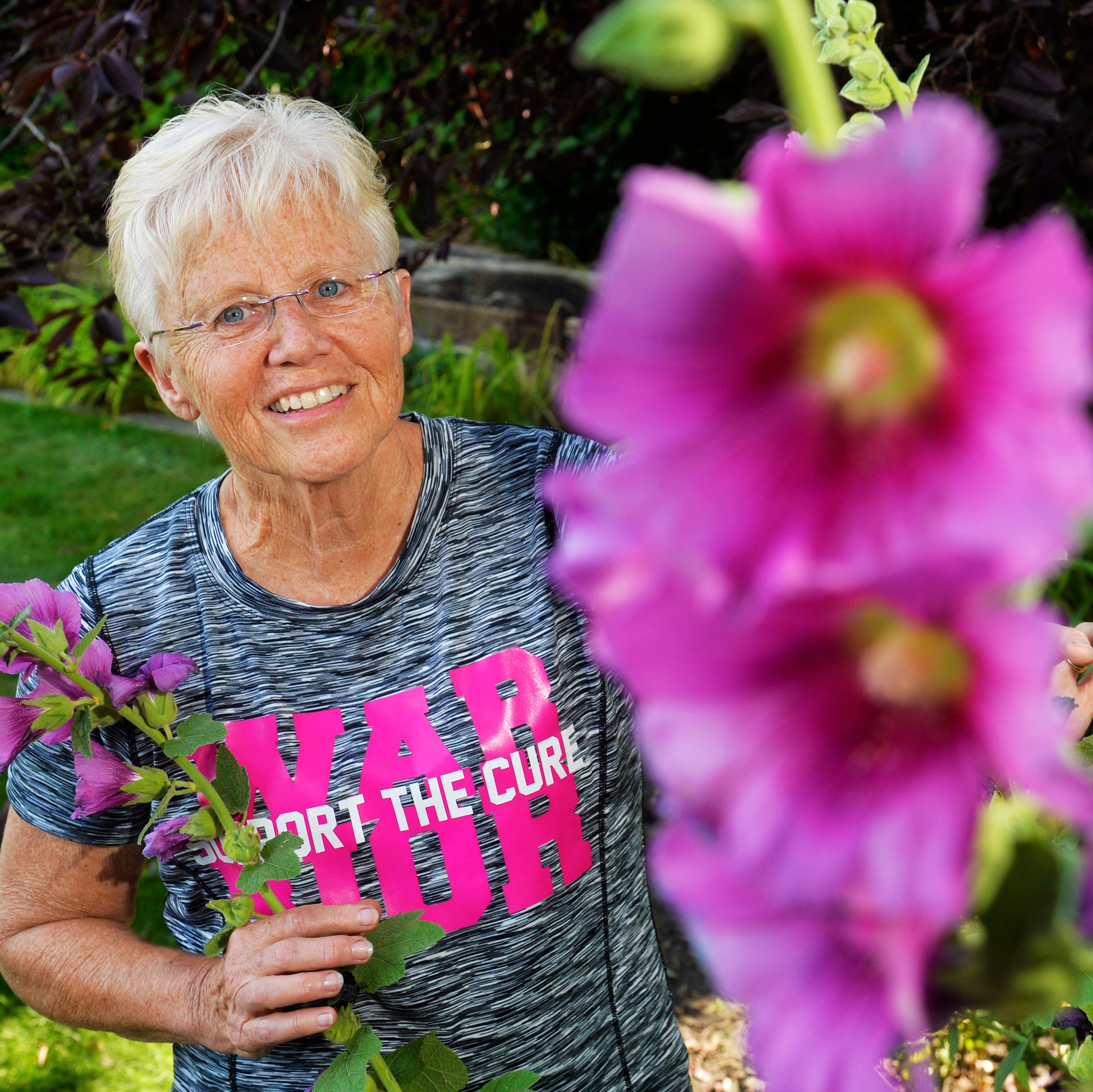 Battling cancer with a new diet, new lifestyle is Great Falls survivor's game plan