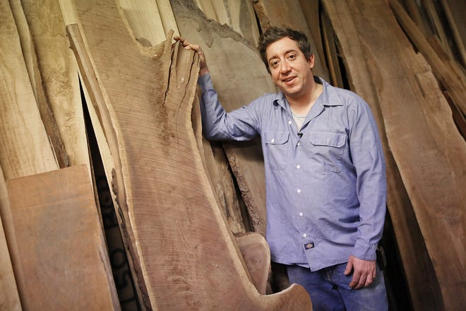 Indy Urban Hardwood founder Brian Presnell transforms dying or fallen trees into tables and usable housewares.