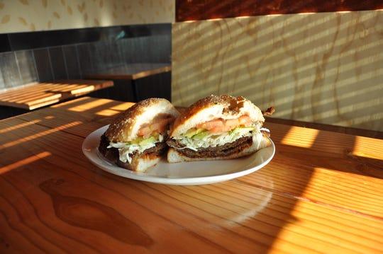 Loren & Mari Mexican Grill will serve Cemita de Milanesa. A Cemita is a traditional sandwich from Puebla, Mexico.