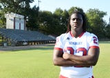 Nathan Pickering is a member of the 2018 Clarion Ledger Dandy Dozen.