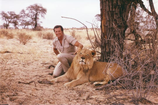 """In addition to his work with Remote Area Medical, Stan Brock was the co-host of the TV program, """"Mutual of Omaha's Wild Kingdom."""""""