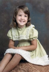 Undated photo of Paula Dyer, who was seven-years-old when she was raped and murdered by Billy Ray Irick in 1985. Irick is on Death Row waiting execution for the crime.  Credit: Family photo