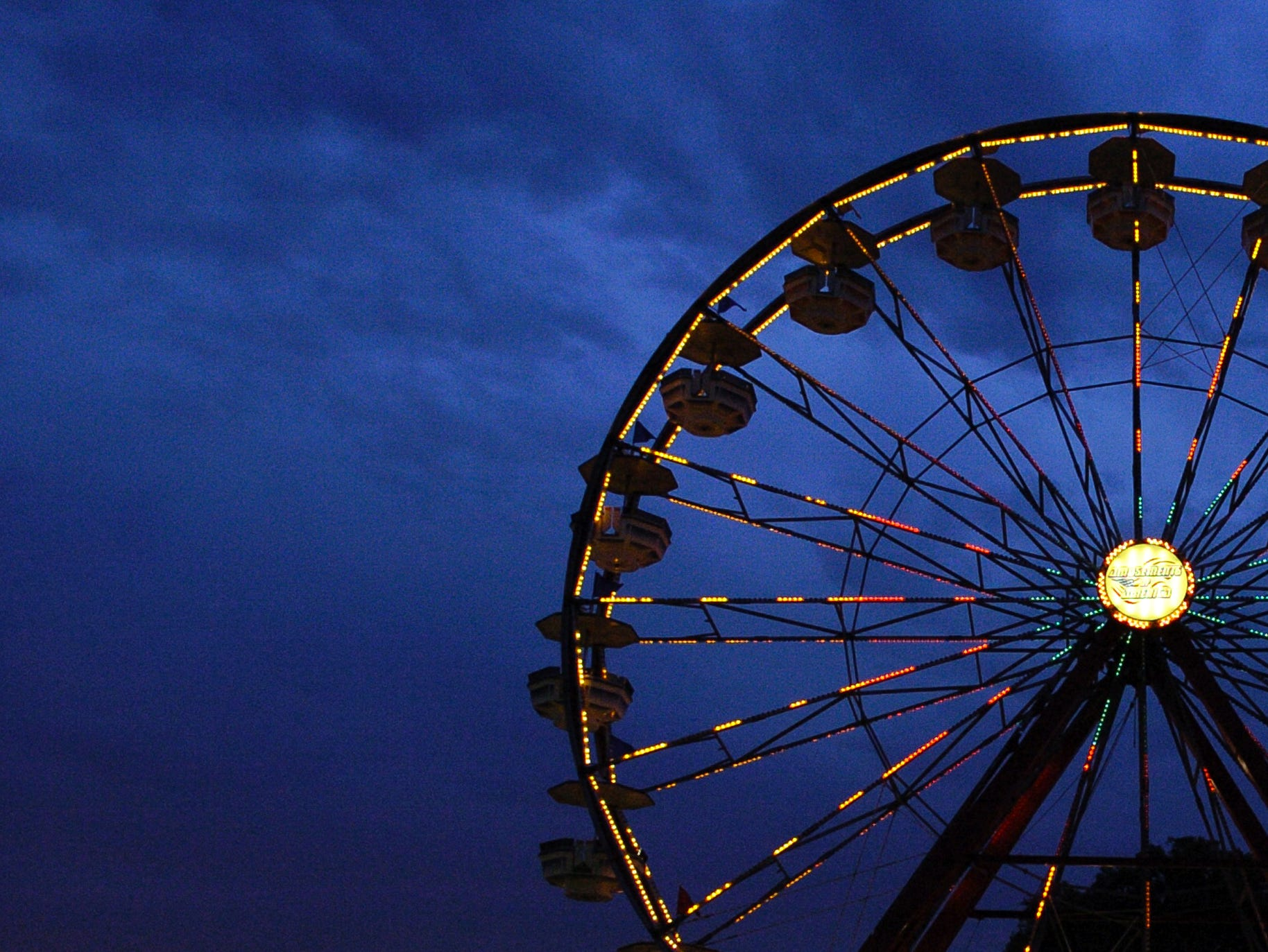 There is always something going on the state fair Thrillway. The rides open at noon on weekends and 4p.m. weekdays.