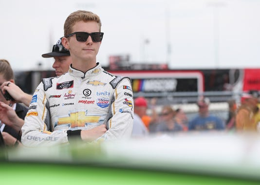 Nascar Xfinity Series U S Cellular 250 Presented By The Rasmussen Group Qualifying