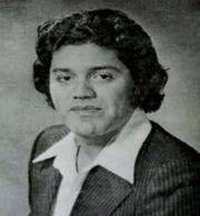A 33-year-old Jesus Salas in 1976 in Crystal City, Texas.