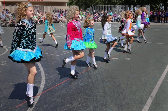 Irish dance is just part of the action at Irish Fest, running through Sunday at Maier Festival Park.