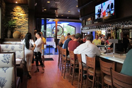 The Pearl Steak & Seafood Restaurant recently opened in the former Stonewood Grill & Tavern location in North Naples.