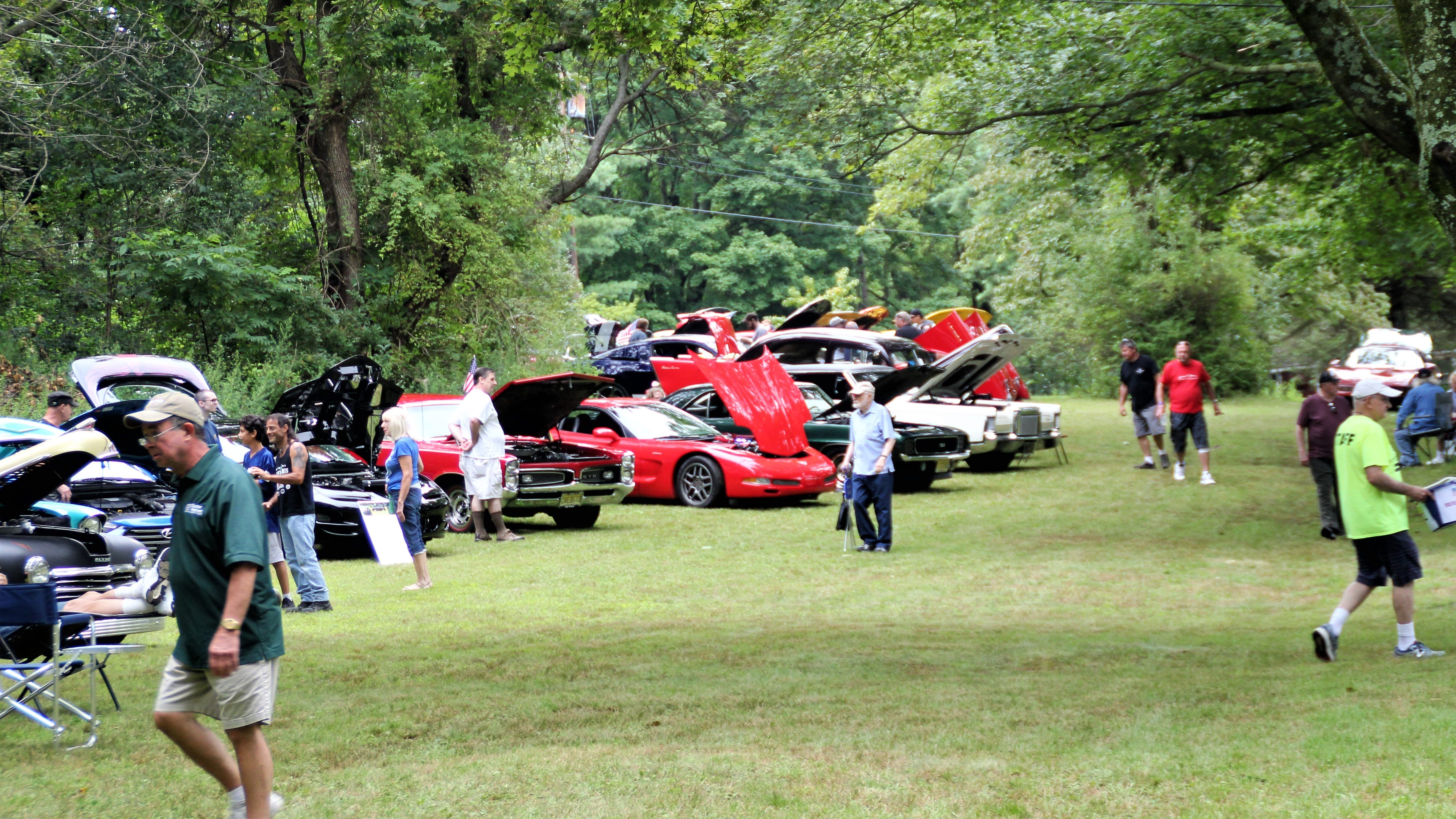 A vintage car exposition is one of the attractions at the 7th annual Vets Summer Fest, which will be held Saturday, August 11. The event, which as includes a kids' zone and performances by seven bands, raises money for Operation Chillout, a nonprofit organization to assist homeless veterans in New Jersey.