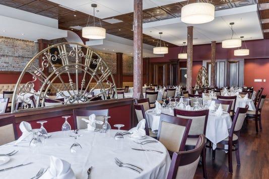 The District restaurant