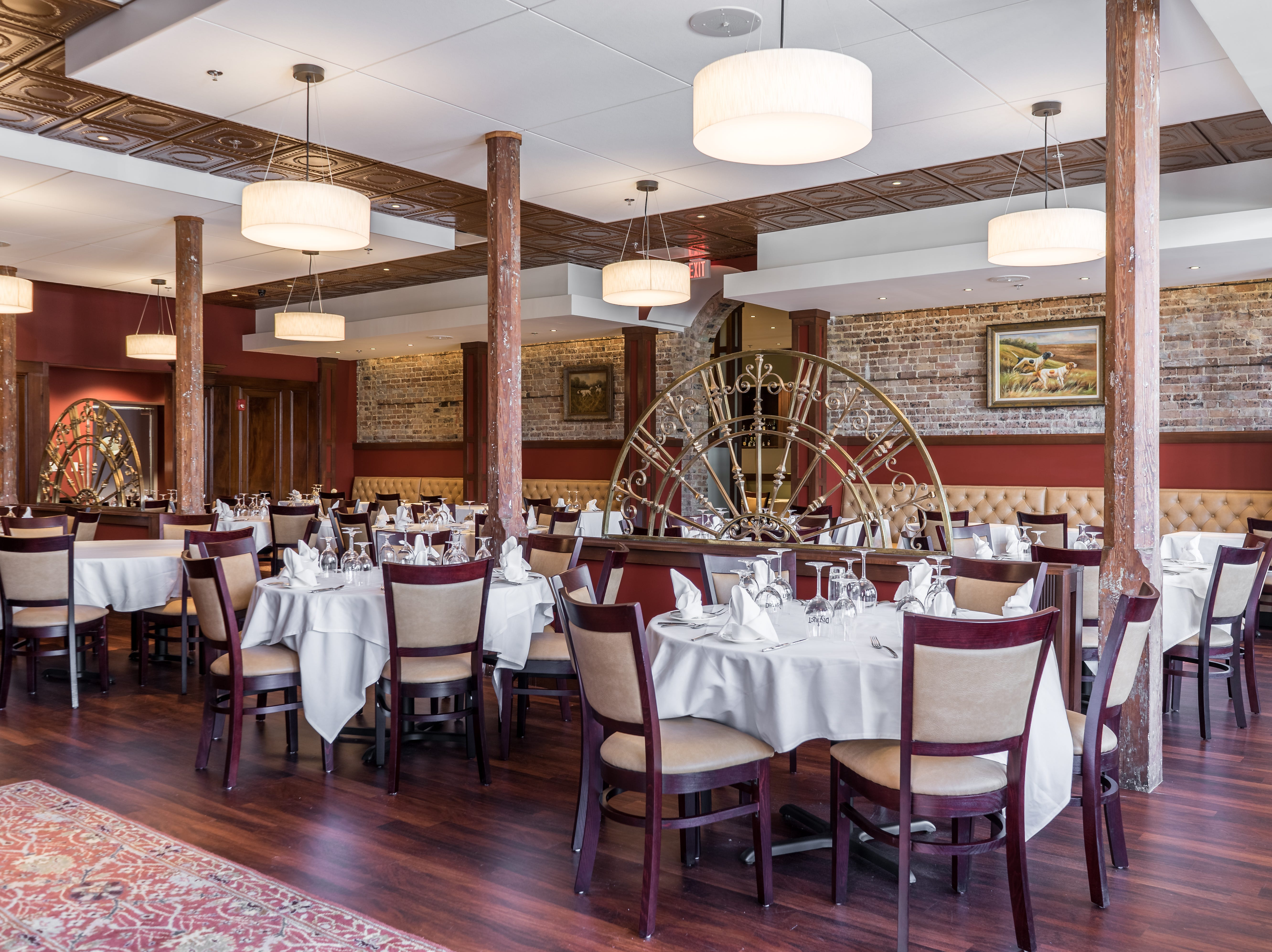 The District steak and seafood restaurant is hosting its grand opening Aug. 9, 2018.
